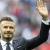 Beckham Says He'll Bend It No Longer