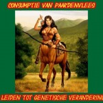 Vrouw centaur