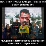 Ocalan-en-PKK Erdogan Premier Turkije