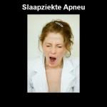 slaapziekte apneu