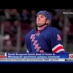 Derek Boogaard's Family Blames the N.H.L.For Death