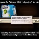 Chinees Nederlands babypoeder-schandaal