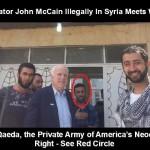 Senator McCain meets AlQaida in Syria