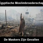 Egyptische Moslimbroederschap Maskers Af