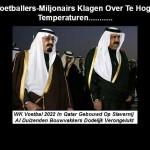 Slavery  in Qatar