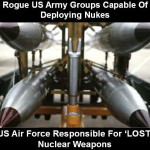 USA Nuclear Weapons Lost