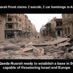Al Nusrah Jihad fighters killing in Aleppo