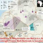 Destabilisatie en Rekolonisatie Mali door NAVO