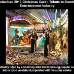 Kardashian  Christmas And Illuminati Entertainment Industry
