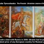 Pseudo Ukranian Jeanne d'Arc