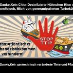 Stop Transatlantic Freihandel