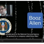 Edward Snowden And Booz Allen Hamilton