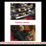 Jazenjuks Gefälschte Abstimmung In Der Ukraine Rada
