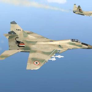 syrian air force rules iraq�s skies killing isis takfiri