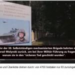 Aufstand Der Mütter Und Veteranen In West-Ukraine