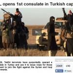 ISIL Opens Consulate In Turkish Capital Ankara