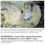 Australia Denies Arguments MH17 Crash